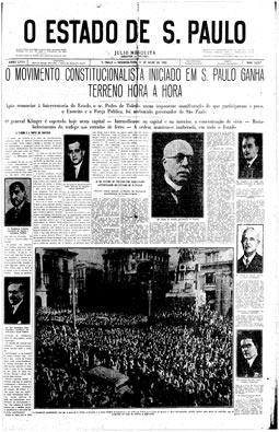 Revolução Constitucionalista, 1932