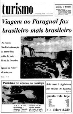 Suplemento Turismo, n.º 1, 24/6/1966