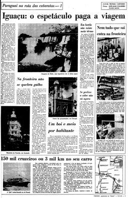 Suplemento Turismo, n.º 1, 24/6/1966
