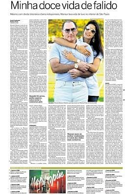 """Começa a circular o caderno """"Negócios"""", 1/2/2010"""