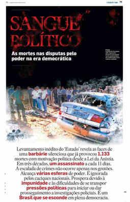 sangue político