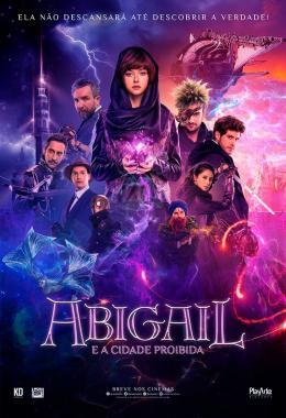 Abigail e a Cidade Proibida