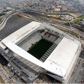 Os bastidores da inclusão da Arena Corinthians no Mundial no Brasil