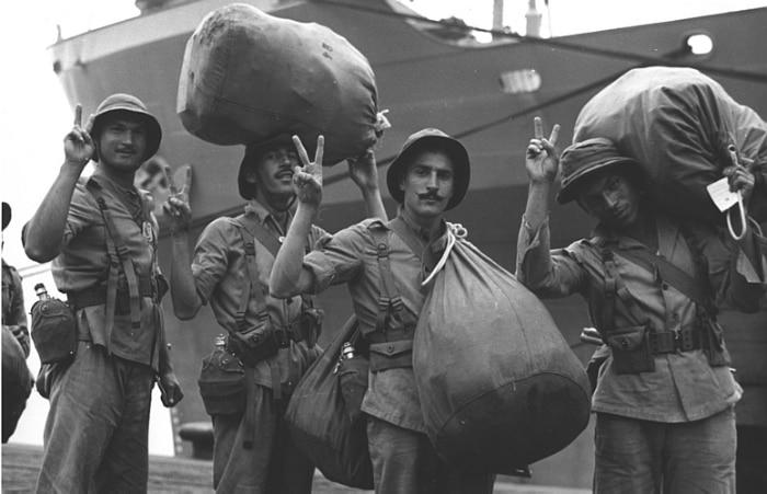 70 anos da participação do Brasil na Segunda Guerra Mundial