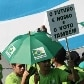 Protesto contra o Cdigo Florestal em SP