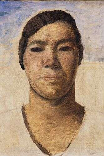 Mestiça (1934), de Cândido Portinari. Exposição