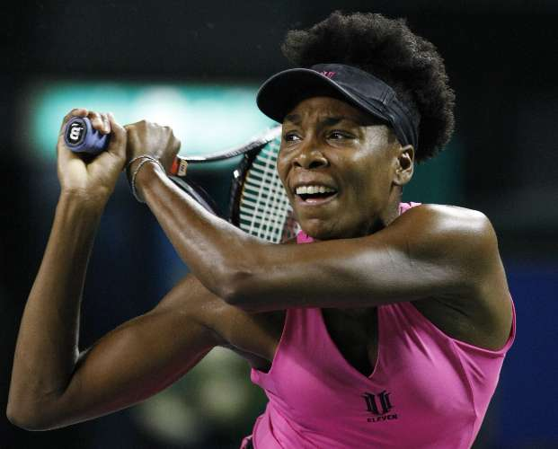 Venus Williams perde na estreia no torneio de Tóquio