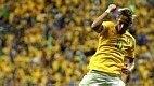 Contra a já eliminada seleção de Camarões, o Brasil voltou a fazer um bom jogo. A equipe goleou os africanos por 4 a 1, com dois gols de Neymar, um de Fred e outro de Fernandinho.