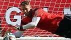Manuel Neuer, goleiro do Bayern de Munique, tem 28 anos é tido como um dos melhores goleiros do mundo. Na Copa, teve atuações impressionantes, como a das oitavas de final, diante da Argélia, em que fez as vezes de líbero, protegendo a zaga alemã.