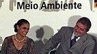 A convite do presidente Luiz Inácio Lula da Silva, Marina assume o Ministério do Meio Ambiente em 2003. Deixa o cargo em 2008 em razão de divergências com a então ministra da Casa Civil Dilma Rousseff. Dois anos depois, Marina anuncia sua saída do PT.