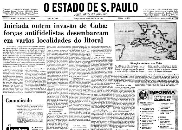 Fidel Castro/Capa do