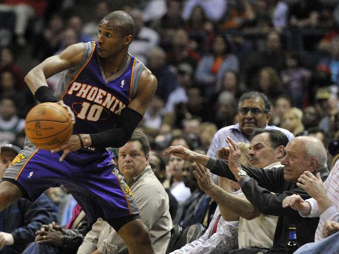 Os bons tempos de Leandrinho no Phoenix Suns so um passado cada vez mais distante