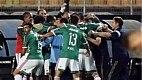 Após pressionar, Juninho abre o placar e garante vitória magra do Palmeiras