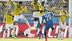 A Grécia disputa seu terceiro Mundial na história, e enfrenta a Colômbia pela 1.ª vez