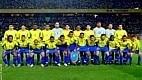Na Copa do Mundo de 2002, Cafú era o encarregado por trocar a flâmula da seleção com os adversários