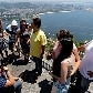 Yoani Snchez tem dia tranquilo de turista no Rio