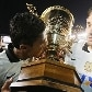 Corinthians supera o Santos e  campeo paulista pela 27 vez