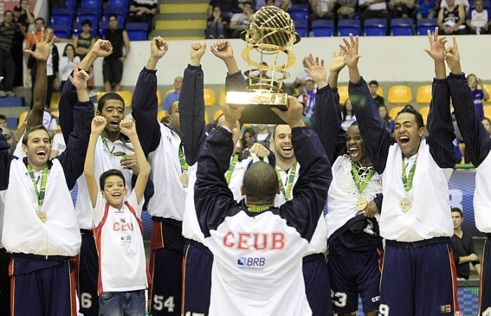 Braslia vence So Jos e  campeo do NBB