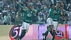 Em julho de 2012, o Palmeiras arrancou um empate por 1 a 1 contra o Coritiba no Couto Pereira e venceu a Copa do Brasil