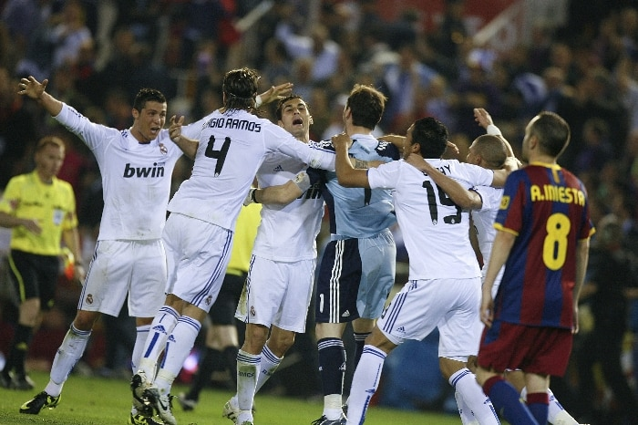 Real Madrid vence Barcelona e é campeão da Copa do Rei