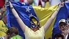 Mesmo eliminados, os bósnios pedem por uma partida digna na Fonte Nova