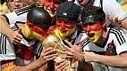 Depois de eliminar a Argélia em um jogo disputado, a Alemanha se classificou para as quartas