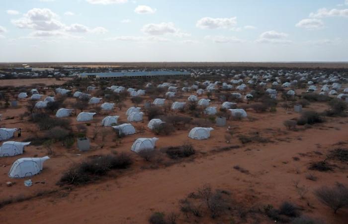 ONU calcula que dezenas de milhares de pessoas morreram no atual período de seca