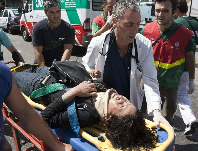 Acidente de trem em Buenos Aires deixa mortos e feridos