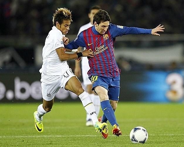 Mundial de Clubes - Final - Santos x Barcelona
