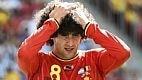 Tímida, a Bélgica não agridiu a defesa adversária e não demonstrou a força necessária para o empate