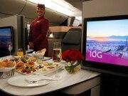 Nove entre as dez melhores empresas aéreas do mundo são asiáticas