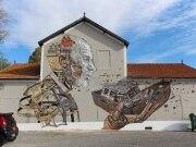 Grafite transforma Lisboa em tela para a arte de rua