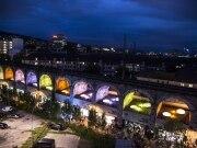 O lado moderno de Zurique
