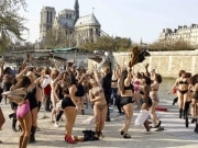 Paris terá parque para nudismo no verão