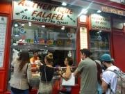 Um kebab para viagem