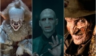 Pennywise, Voldemort, Freddie Kruger... Saiba quem são os atores por trás destes personagens icônicos