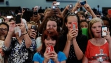 Uso de smartphone por crianças gera polêmica nos EUA