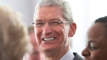 Tim Cook vende US$ 36 milhões em ações da Apple