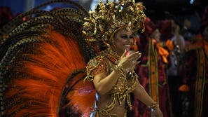 Veja os melhores momentos do desfile da Salgueiro