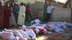 Ao menos 50 mortos em atentado na Nigéria
