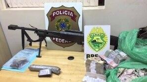 Oito presos no Paraná após 'assalto do...