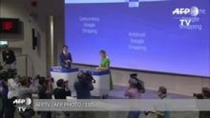 UE impõe multa recorde ao Google