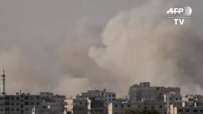 A tragédia Síria