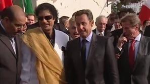 Ex-presidente francês é detido para...