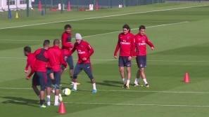 Neymar ou Cavani: técnico do PSG vai escolher...