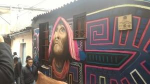 O centro de tudo em Bogotá: La Candelaria