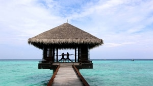 Ilhas Maldivas, refúgio luxuoso e saudável de casais. E de solteiros também