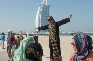 DUBAI, PARADA DE LUXO
