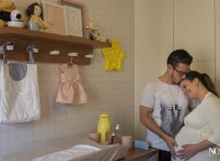 Mãe perde sua bebê e loja devolve dinheiro dos móveis