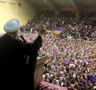 AFP PHOTO / Behrouz MEHRI